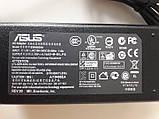 Блок Питания Зарядка для Ноутбука ASUS 19v 4.74a 90W штекер 5.5 на 2.5 (ОРИГИНАЛ), фото 7