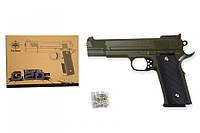 Страйкбольный пистолет Браунинг G20G, пістолет з кульками