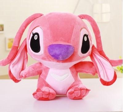 Стич Ангел Большая мягкая плюшевая игрушка 28 см Lilo, Disney