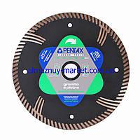 Круг (диск), сухорез для резки гранита Pentax GV d180*22,2mm