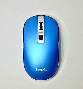 Миша бездротова Havit HV-MS614GT blue, фото 2