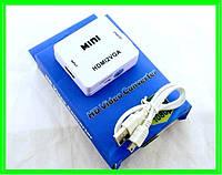 Конвертер Преобразователь с HDMI в VGA - 4272