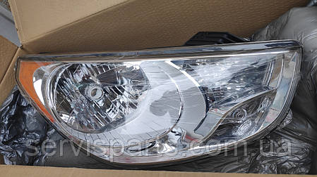 Фары передние на Hyundai Tucson/ IX35 USA 2010-2015, фото 2