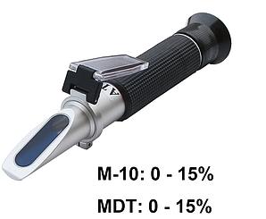 Рефрактометр Kelilong M-10/ MDT эмульсионный минеральный (mdr_5455)