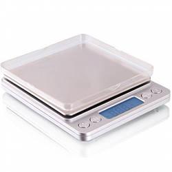 Весы цифровые DTS-200 ( 200г/0,01г ) с функцией счета и съемной крышкой (mdr_5484)