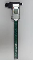 Штангенциркуль электронный Fujiwara FUJ-03-154 из углеволокна длина 150 мм точность 0.1 мм (mdr_5299)
