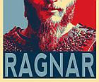 Постер BEGEMOT Поп-Арт Рагнар Лотброк Викинги 40x61 см (1120055), фото 2