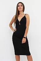 S, M, L / Коктейльне жіноче плаття Grasia, чорний