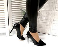 Об'єднані жіночі туфлі на шпильці, фото 1