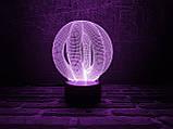 """3D светильник ночник """"Целостность"""", фото 2"""