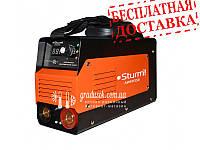 Сварочный инвертор Sturm AW 97i350, 350 А проф.серия, фото 1
