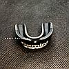 Капа боксерская детская Gemini черная, фото 4
