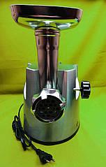 Сучасна електром'ясорубка від Domotec (MS-2021) 3000Вт