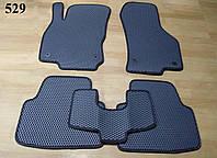Водо- и грязезащитные коврики на Volkswagen Passat B8 '15- из экологически чистого материала EVA