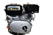 Двигатель бензиновый с редуктором Grunwelt GW170F-S (CL) (шпонка, вал 20 мм, 7 л.с.)