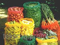 Сетка овощная размер 45х75 см