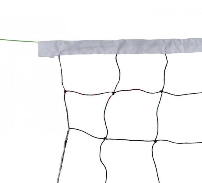 Сітка волейбольна з тросом YO-818