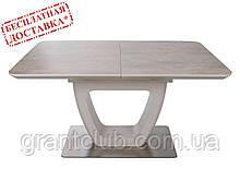 Раскладной стол TORONTO 120/160х80 керамика бежевый Nicolas (бесплатная адресная доставка)