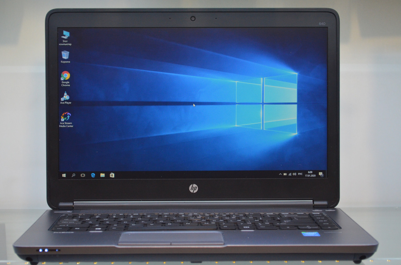 Ноутбук HP Probook 640 G1 Intel Core i5 / 8Gb / SSD 160Gb