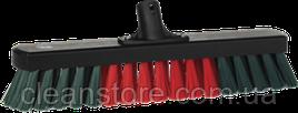 Щітка для гаража 440 мм, жорстка, чорна, Vikan