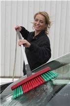 Щетка для мытья автомобиля 270 мм, мягкая, черная, Vikan, фото 2