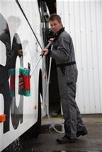 Щетка автомобильная для мытья 280 мм, мягкая, черная, Vikan, фото 3
