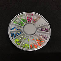 Дизайн для ногтей в Карусели (звездочки)