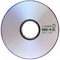 DVD+R Ridata 8.5GB DL Shrink/50