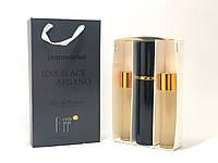 Мини парфюм в подарочной упаковке jeanmishel Man loveblack afgano 45мл