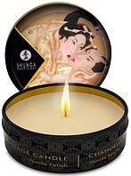 Массажная свеча Shunga MINI MASSAGE CANDLE - Vanilla Fetish (30 мл)