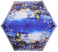 Cкладной  мини зонт 17 см Lamberti ( механический ) арт.75119-1