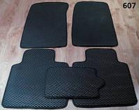 Водо - і брудозахисні килимки на ЗАЗ Славута '99-11 з екологічно чистого матеріалу EVA