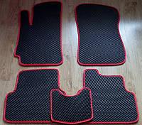 Водо - і брудозахисні килимки на ЗАЗ Lanos / Sens '98-н. з екологічно чистого матеріалу EVA