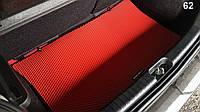 Килимок багажника ЗАЗ Vida Hatchback '12 - з екологічно чистого матеріалу EVA