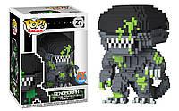 Фигурка Funko Pop Alien Xenomorph 8-Bit Чужой Ксеноморф - 227925