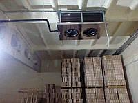 Утепление пенополиуретаном холодильных и морозильных камер