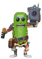 Фигурка Funko Pop Фанко Поп Rick and Morty Рик и Морти Pickle Ric ( laser) Огурчик с лазером 10см RM PR 332