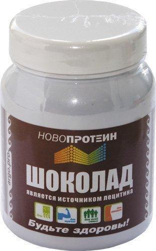Ново Протеин шоколад Арго (лецетин, белок, аминокислоты, для сосудов, память, роботоспособность, иммунитет)