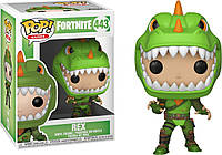 Фигурка Funko Pop Fortnite Фортнайт Рекс Rex  F R443