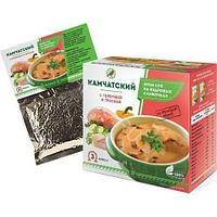 Крем-суп «Камчатский» с горбушей и треской Арго (для сердца, сосудов, Омега 3, иммунитет, витамины, минералы), фото 1