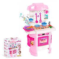 Кухня с музыкальными эффектами для маленьких принцесс