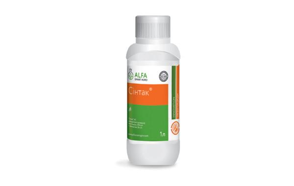 Інсектицид Сінтак гекситіазокс 204 г/л + абамектин 36 г/л,  проти кліщів