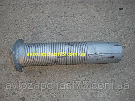 Патрубок глушителя Маз 53371 , гофра (производитель ИП  А.Х. Фазатинов, Россия)