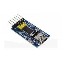 USB-TTL конвертер 3.3/5V на FTDI FT232RL Arduino