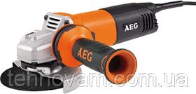 Болгарка AEG WS11-125
