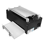 YIHUA 946D 110V / 220V LCD Сенсорный экран Сепаратор для стекла Вакуум Насос Ультрафиолетовый свет