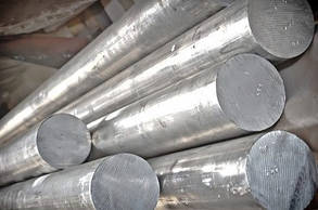 Алюминиевый круг В95Т1от 8-160