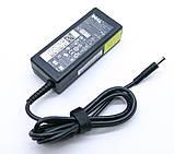Блок Питания DELL 19.5v 3.34a 65W штекер 4.5 на 3.0 (ОРИГИНАЛ) Зарядка для ноутбука, фото 5
