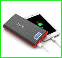 Power Bank с Дисплеем на 40000mAh Портативный Аккумулятор Повер Банк