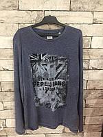 Реглан Pepe Jeans 1219 158  синий